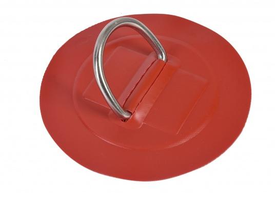 Große D-Ringe als Ersatzteil für Ihr SEATEC Schlauchboot. Erhältlich in verschiedenen Größen.Farbe: rot.