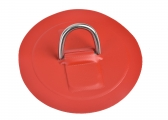 D-Ring Attachment for Inflatable Boats / red