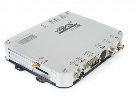 """Die neue S-Generation der easyTRX Geräte wurde äußerlich verbessert und die """"inneren Werte"""" sind auf den Stand der Zeit gebracht worden. Lieferbar in verschiedenen Varianten."""