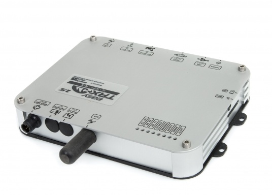 La génération S de l'émetteur AIS easyTRX apporte des améliorations tant au niveau du design que de la technologie qu'il contient. Plusieurs versions sont disponibles.  (Image 2 de 2)