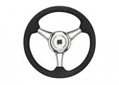 Bild von Steuerrad V21, schwarz / für Compact-T-Steuerung