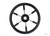 Motor Boat Steering Wheels / black
