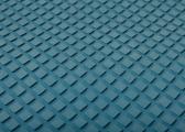 Anti-Slip Deck Covering / blue / diamond pattern