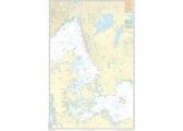 Passage Chart 1 Baltic Sea - Kristiansand to Helsinki