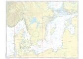 Carte nautiche NV Pilot 1 Mar Baltico - da Kristiansand ad Helsinki