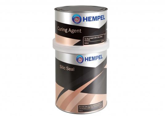 Hempel's Silic Seal ist ein Zweikomponenten-Epoxidharz, das einen einfachen Übergang von einem regulären Antifouling zum Hempel Silic One Fouling Release System ermöglicht.