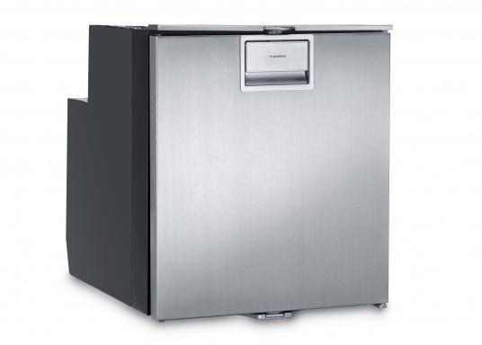 Die neuen 3-in-1 Kühlschränke! Die Kompressorkühlschränke der neuen CoolMatic CRX Serie sind geniale Verwandlungskünstler.Das Gefrierfach lässt sich ganz einfach herausziehen, um Platz zu schaffen für einen größeren Kühlraum.