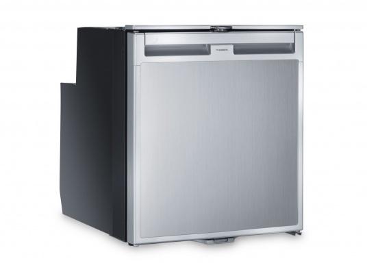 Die neuen 3-in-1 Kühlschränke! Die Kompressorkühlschränke der neuen CoolMatic CRX Serie sind geniale Verwandlungskünstler. Das Gefrierfach lässt sich ganz einfach herausziehen, um Platz zu schaffen für einen größeren Kühlraum.