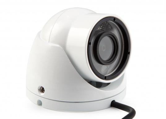 GC™ 12 Marinekamera von GARMIN bietet Ihnen einen ausgezeichneten Überblick über alles was an Bord oder in dessen Nähe geschieht. Die Bilder können Sie einfach an Ihr kompatibles Multifunktionsdisplay senden und so Ihr Boot perfekt überwachen.