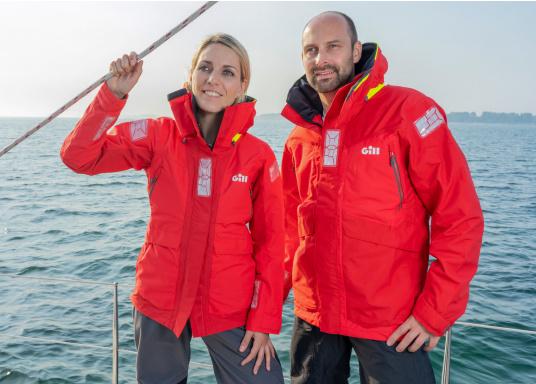 Offshore-Segeln ist ein einzigartiger Sport. Jedes dieser Abenteuer sollte mit der richtigen Bekleidung beginnen. Die neue GILL OS2 Segelbekleidung erfüllt alle Anforderungen an das Offshore-Segeln perfekt. (Bild 6 von 6)