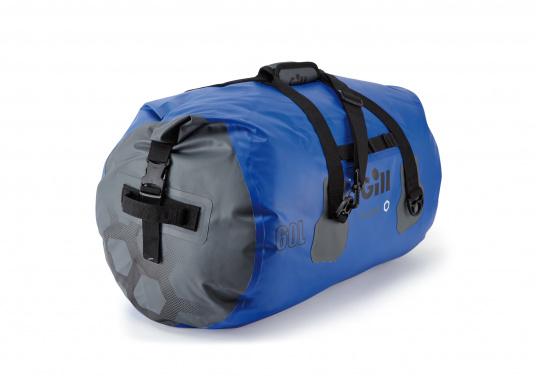 Ihr rasanter Reisebegleiter zur nächsten Regatta oder einfach für den Wochenendtörn: Die Tasche hat einen Inhalt von 60 Litern und besteht aus stichfestem, wasserdichtem PVC- Tarpulin und hat komplett geschweißte Nähte. (Bild 5 von 6)