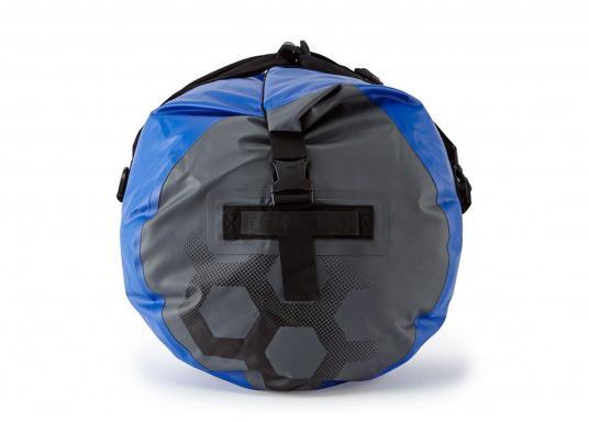Ihr rasanter Reisebegleiter zur nächsten Regatta oder einfach für den Wochenendtörn: Die Tasche hat einen Inhalt von 60 Litern und besteht aus stichfestem, wasserdichtem PVC- Tarpulin und hat komplett geschweißte Nähte. (Bild 6 von 6)
