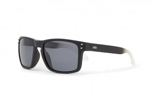 Die Sonnenbrille Kyndance steht nicht nur für Funktionalität, sondern überzeugt auch mit modischer Optik. Die polarisierten Gläser schützen zuverlässig vor UV-Strahlen. Somit ist die Sonnenbrille auch bei grellem Licht bestens geeignet. Farbe: schwarz. (Bild 2 von 3)