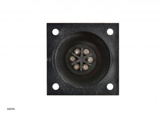 Zusatz-Steckdose für Ihre EV020 Handfernbedienung / 6-polig. (Bild 2 von 3)