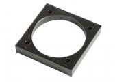 Bild von Aufbau-Distanzring INTEGRO FLOW / schwarz glänzend