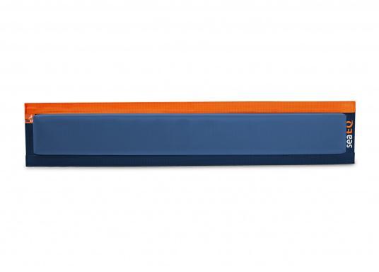 Mit den SeaEQ Langfendern schützen Sie Ihr Boot und Ihren Liegeplatz optimal vor Beschädigungen. Erhältlich in verschiedenen Größen: 40/10, 80/10 und 110/10. (Bild 6 von 8)