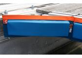 Défense de ponton DF / bleu foncé