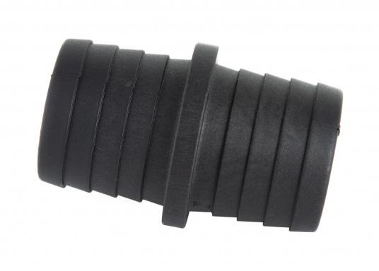 Hohe Festigkeit und geringes Gewicht! Die hochwertigen, geraden Schlauchverbinder von TruDesign bestehen aus glasfaserverstärkten Nylon-Verbundstoff und sind in in unterschiedlichen Grüßen erhältlich. (Bild 13 von 14)