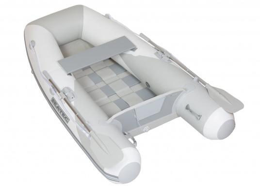 Diese SEATEC YACHTING Schlauchbooteeignen sich nicht nur als Beiboot für kleinere Yachten, sonders sind auch sehr gut für Ausflugsfahrten und Angeltouren einsetzbar.