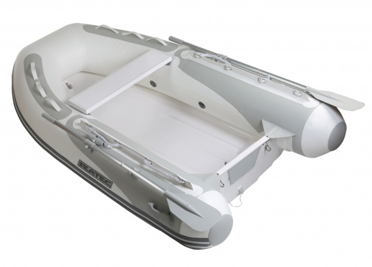 The new SEATEC PRO TENDER rigid inflatable boat series isn't just ideal for use as a tender vessel, but also for usage in excursions and fishing trip as well.