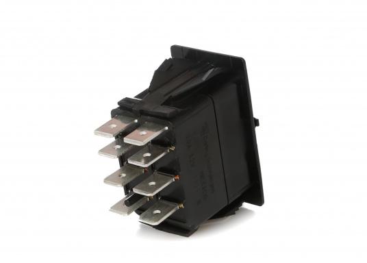 Wasser- und staubdichte CARLINGTECH Schalter, ON-OFF-ON, 2-polig. Mit neutraler LED.Geeignet für den uneingeschränkten Außen- und Inneneinsatz.Erhältlich in verschiedenen Ausführungen.  (Bild 4 von 7)