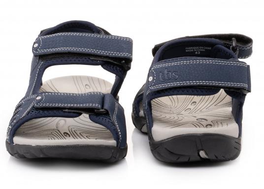 Bequeme Sandale für den vielseitigen Einsatz an Bord oder für den Landgang. Gefertigt aus salzwasserbeständigem und schnelltrocknendem Obermaterial. (Bild 3 von 6)