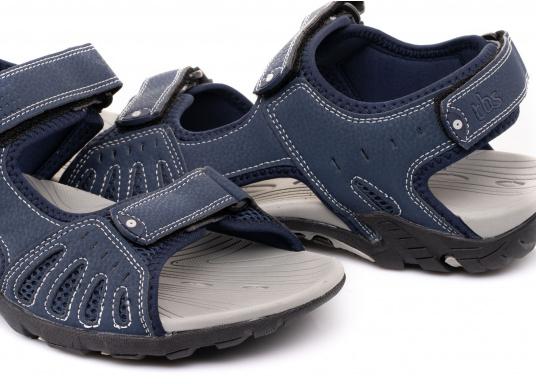 Bequeme Sandale für den vielseitigen Einsatz an Bord oder für den Landgang. Gefertigt aus salzwasserbeständigem und schnelltrocknendem Obermaterial. (Bild 6 von 6)