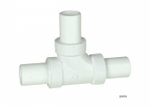 Plastic Hose Connectors / T-pipe