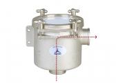 Brass Sea Water Filter VENEZIA / angled