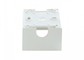 Image of INTEGRO FLOW Surface Mounting Case / High Design / Polar White, Shiny