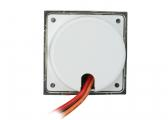 FRILIGHT smart dimmer switch / chrome-colored frame