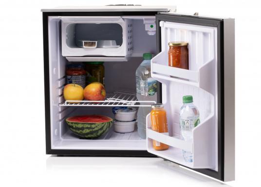 Die Kühlgeräte der Serie CRUISE ELEGANCE von isotherm sind das Ergebnis sorgfältiger Forschung. Sie verbinden technische Innovationen mit ausgeklügeltem und äußerst praktischem Design.  (Bild 4 von 7)