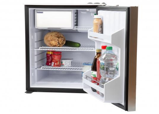 Die Kühlgeräte der Serie CRUISE ELEGANCE von isotherm sind das Ergebnis sorgfältiger Forschung. Sie verbinden technische Innovationen mit ausgeklügeltem und äußerst praktischem Design.  (Bild 2 von 6)