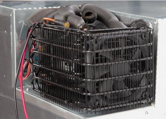 Die Kühlgeräte der Serie CRUISE ELEGANCE von isotherm sind das Ergebnis sorgfältiger Forschung. Sie verbinden technische Innovationen mit ausgeklügeltem und äußerst praktischem Design.  (Bild 5 von 6)