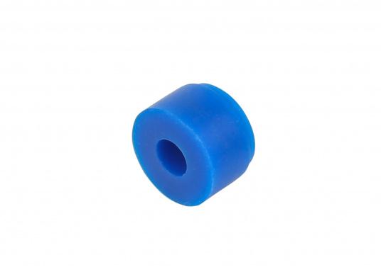 Die wasserdichte 2-polige Kabelverbindung sorgt speziell unter rauen maritimen Umgebungsbedingungen für eine sichere Leitungsverbindung. Das Gehäuse besteht aus einem hochwertigen glasfaserverstärkten Kunststoff und es ist somit optimal für den Einsatz an Bord geeignet. (Bild 6 von 12)