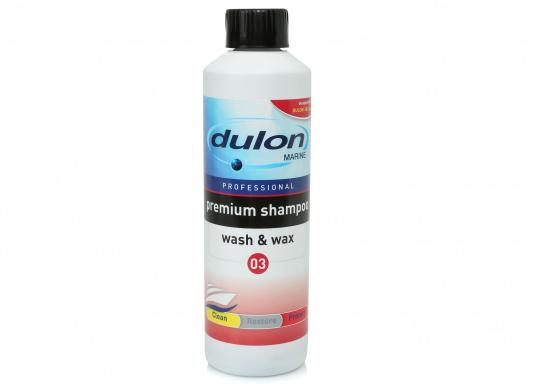 Die perfekte Ergänzung der 2K Politur! Das Shampoo von dulonsorgt dafür, den erzeugten Hochglanz unddaserzeugte molekulare Netzwerk zu erhalten.