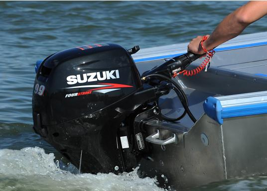 SUZUKI Outboard Motor DF 9 9B L / Long Shaft / Manual Start only