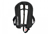 Life Jacket CLASSIC 165 / black / 165 N / incl. lifeline