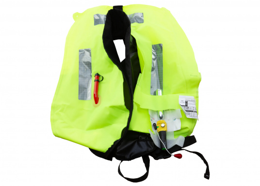 Price-conscious - but without compromise! This set consists of three 165 CLASSIC life jackets with three practical lifelines.