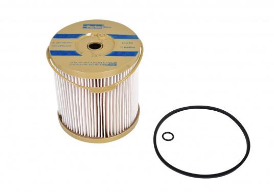Turbinen Wechselelement für den Racor Filter der Serie 900. Erhältlich in 10 und 30 Mikron.