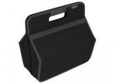 Image of Foldable Tool / Hobby Box / Lava Black