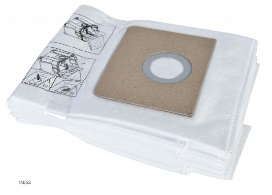 Originaler und passender Vliesfiltereinsatz für den Staubsauger DUSTEX 25 L von Fein. Der Vliesfiltereinsatz muss zum Aufsaugen von Feinstaub verwendet werden.