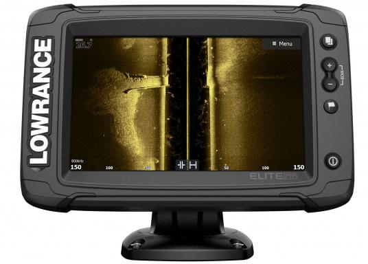 Das Display des EliteTi2bietet eine erweiterte, hochauflösende Sonar-Funktionalität, FishReveal, WLAN sowie die Anzeige von Anrufen und Textnachrichten per Bluetooth. Des Weiteren haben Sie die Möglichkeit über die NMEA2000-Konnektivität jegliche Art von Gebern anzuschließen und über die Seekartenanbieter Navionics oder C-Map sicher zu navigieren. Alles in allem enthält der Elite Ti2 sämtliche Funktionen, die Ihnen das Leben auf dem Wasser leichter machen. Lieferung ohne Geber. (Bild 3 von 6)