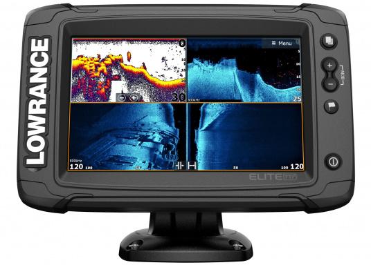 Das Display des EliteTi2bietet eine erweiterte, hochauflösende Sonar-Funktionalität, WLAN sowie die Anzeige von Anrufen und Textnachrichten per Bluetooth. Des Weiteren haben Sie die Möglichkeit über die NMEA2000-Konnektivität jegliche Art von Gebern anzuschließen und über die Seekartenanbieter Navionics oder C-Map sicher zu navigieren. Alles in allem enthält der Elite Ti2 sämtliche Funktionen, die Ihnen das Leben auf dem Wasser leichter machen. Lieferung inklusive Active Imaging-Geber. (Bild 4 von 10)