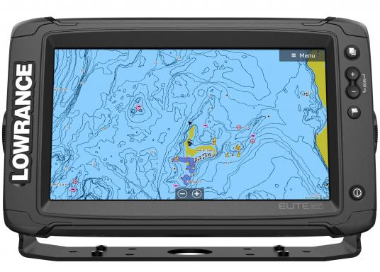 Das Display des EliteTi2bietet eine erweiterte, hochauflösende Sonar-Funktionalität,FishReveal, WLAN sowie die Anzeige von Anrufen und Textnachrichten per Bluetooth. Des Weiteren haben Sie die Möglichkeit über die NMEA2000-Konnektivität jegliche Art von Gebern anzuschließen und über die Seekartenanbieter Navionics oder C-Map sicher zu navigieren. Alles in allem enthält der Elite Ti2 sämtliche Funktionen, die Ihnen das Leben auf dem Wasser leichter machen. Lieferung ohne Geber.