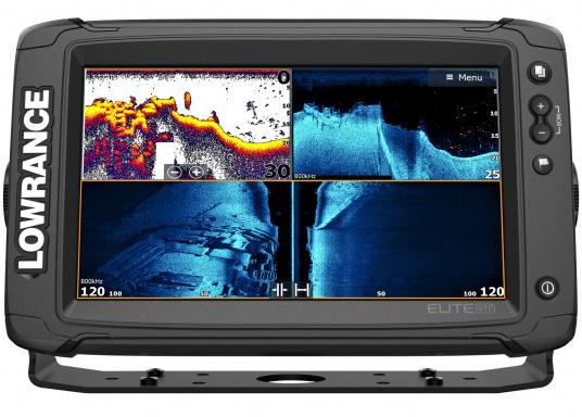 Das Display des EliteTi2bietet eine erweiterte, hochauflösende Sonar-Funktionalität,FishReveal, WLAN sowie die Anzeige von Anrufen und Textnachrichten per Bluetooth. Des Weiteren haben Sie die Möglichkeit über die NMEA2000-Konnektivität jegliche Art von Gebern anzuschließen und über die Seekartenanbieter Navionics oder C-Map sicher zu navigieren. Alles in allem enthält der Elite Ti2 sämtliche Funktionen, die Ihnen das Leben auf dem Wasser leichter machen. Lieferung ohne Geber. (Bild 7 von 8)