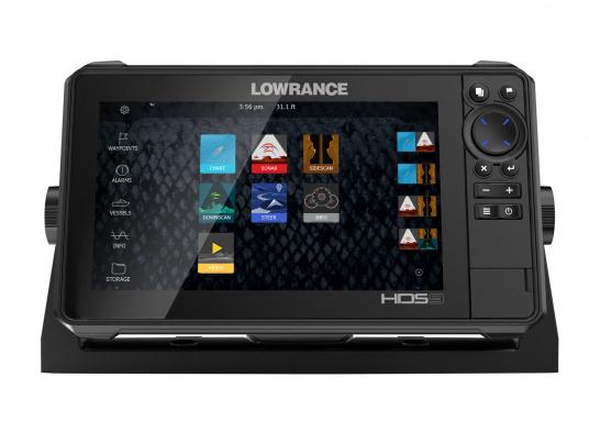 Der kompakte HDS-9 Live bietet Ihnen alle aktuellen Lowrance Fishfinder Funktionen mit Unterstützung fürActive Imaging™, LiveSight™ Echtzeit-Sonar, StructureScan® 3Dund Genesis Live Kartierung. Lieferung ohne Active Imaging 3-in-1 Geber.