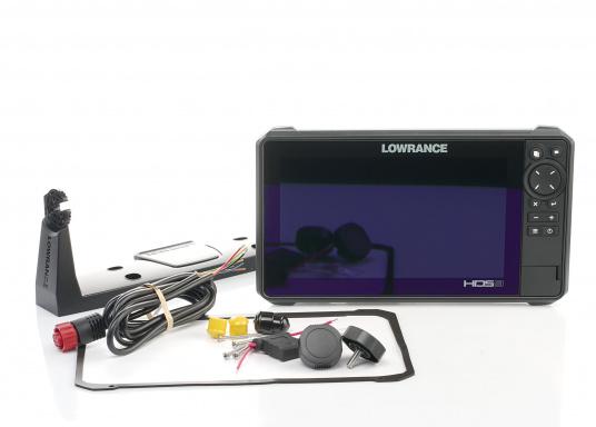 Der kompakte HDS-9 Live bietet Ihnen alle aktuellen Lowrance Fishfinder Funktionen mit Unterstützung fürActive Imaging™, LiveSight™ Echtzeit-Sonar, StructureScan® 3Dund Genesis Live Kartierung. Lieferung ohne Active Imaging 3-in-1 Geber. (Bild 7 von 7)