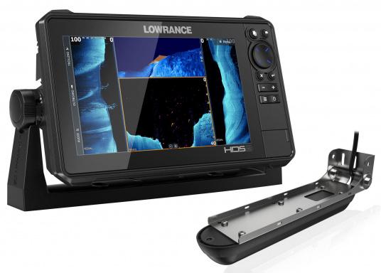Der kompakte HDS-9 Live bietet Ihnen alle aktuellen Lowrance Fishfinder Funktionen mit Unterstützung fürActive Imaging™, LiveSight™ Echtzeit-Sonar, StructureScan® 3Dund Genesis Live Kartierung. Lieferung inklusive Active Imaging Geber.
