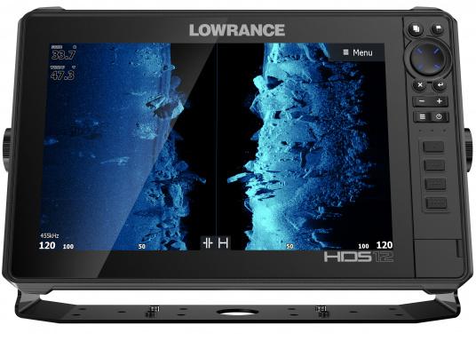 Der leistungsstarke HDS-12 Live bietet Ihnen alle aktuellen Lowrance Fishfinder Funktionen mit Unterstützung fürActive Imaging™, LiveSight™ Echtzeit-Sonar, StructureScan® 3Dund Genesis Live Kartierung. Lieferung ohne Active Imaging Geber. (Bild 6 von 8)